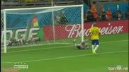 Седем шамара за Бразилия! 08.07.2014 Бразилия - Германия 1:7 (световно първенство)