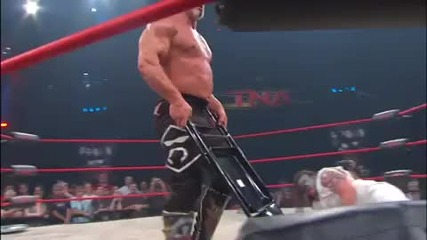 Tna Suicide Comes To Help Abyss
