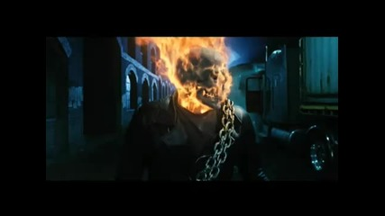 Ghost Rider - Skillet Monster