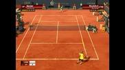 Virtual Tennis 3 [my gameplay]