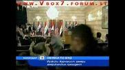 Иракски Жорналист Замери Джордж Буш С Обувките Си