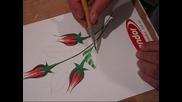 Чудесно рисуване - Stroke Painting 2