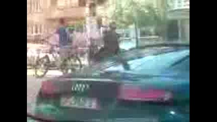 Audi R8 & Lambo Murcielago