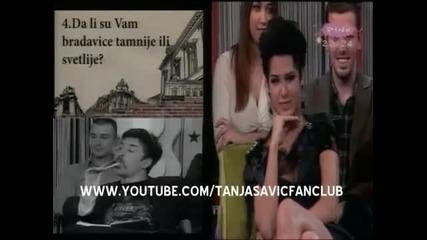 Tanja Savic - AmiG Show 17.2.2010. - 4-7 RTV Pink
