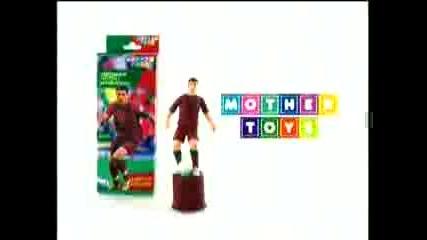Cristiano Ronaldo - Велика играчка