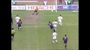 Vicenza : Roma - Montella Goal