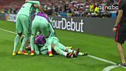 Голът на Кристиано Роналдо срещу Уелс