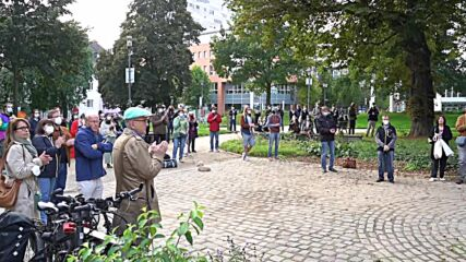 Germany: Hagen locals rally in support for Jewish community following foiled suspected synagogue attack