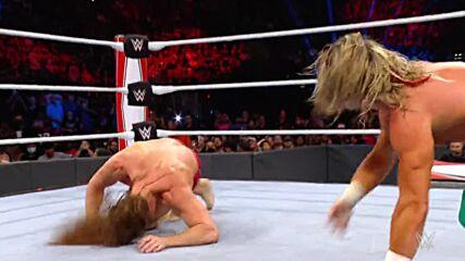 RK-Bro vs. Dolph Ziggler & Robert Roode – Raw Tag Team Championship Match: Raw, Oct. 25, 2021