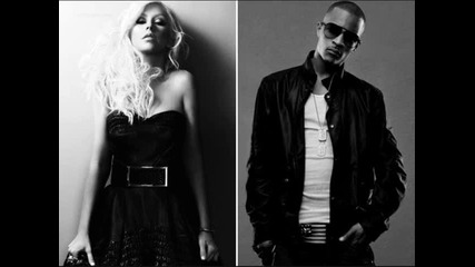 * п р е в о д * T. I. ft. Christina Aguilera - Castle Walls