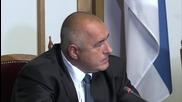 Борисов: Няма да оставим нашите народи да станат буферна зона