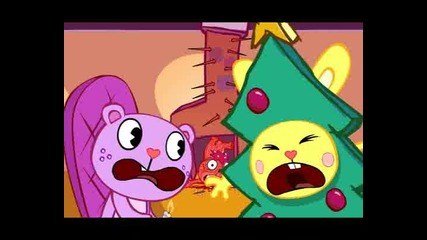 Happy Tree Friends Will Rock You