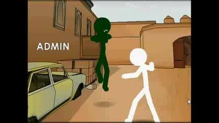 Counter Strike De Dust2 parodia