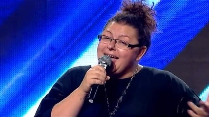 Александрина Макенджиева - X Factor (06.10.2015)