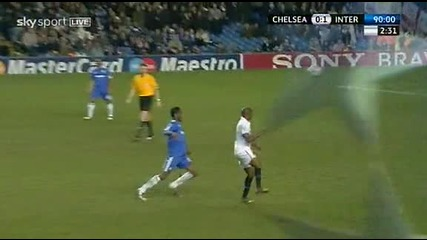 Highlights : Chelsea - Inter (second half)