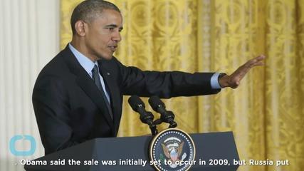 Russia Surprises Obama in Deal