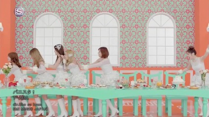 [pv] T-ara - Bunny Style!