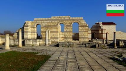 Плиска -древната столица на Първата българска държава