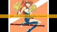 Inazuma eleven Girl's - Smile