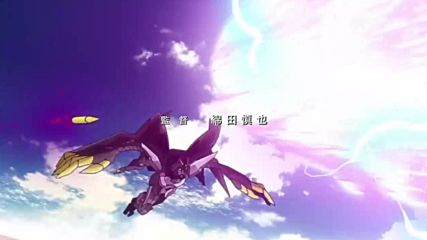 Gundam Built Fighters Try Op 2 Bg Subs