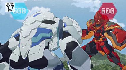 [ Bg Audio ] Bakugan: Battle Planet - 04