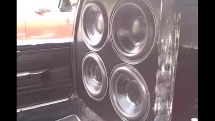 Drag Bass Race - 64, 000