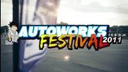 World Drift Championship- Paris 2011 Orange Drift Team
