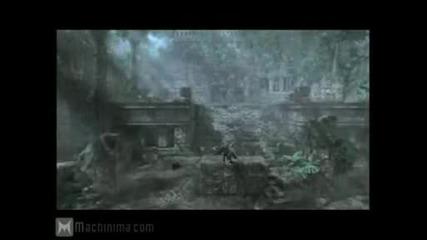 Tomb Raider Underworld Trailer