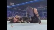 Гробаря срещу Джеф Харди на Extreme Rules part 2/2