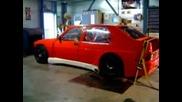 Alfa Romeo 75 Dyno