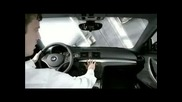 BMW 1 Series Coupe - Production Line (реклама)