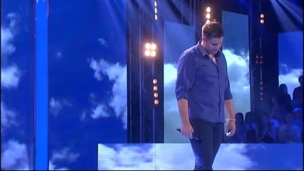 Jasmin Hasic - Nadji novu ljubav - (Live) - ZG Top 10 2013 14 - 14.06.2014. EM 34.