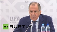 "Russia: Iran deal faces ""no insurmountable problems"" - Lavrov"