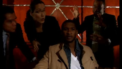 « Превод » Usher - More ( Video by The A Team )