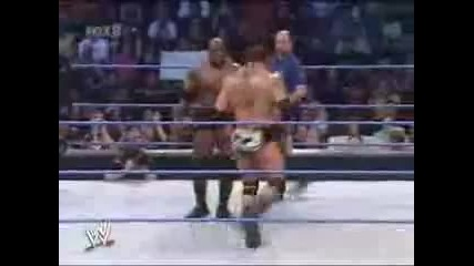 Wwe - Bobby lashley vs Batista - Smackdown