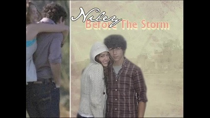Full !!miley Cyrus & Nick Jonas - Before The Storm