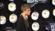 Bieber on Mtv Movie Awards 2011