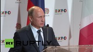 Italy: Sanctions have hit Italian firms in the pocket - Putin