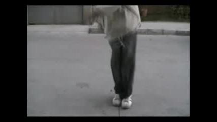 Big_G Crip Walking Down The Street...