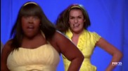 Halo / Walking on sunshine - Glee Style (season 1 Episode 6)