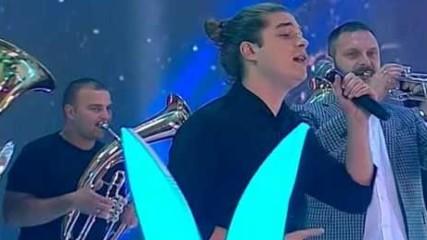 Dejan Petrovic Big Band - Andjeo Srece  - Novogodisnja Zurka - (TvDmSat 2017)