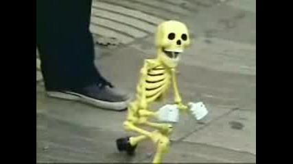 Танцът На Скелета