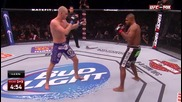 Ufc - Alistair Overeem vs Stefan Struve