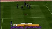 • Fifa 13 • - Хубаво Изпълнение на Иниеста