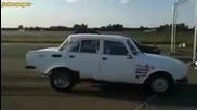 Москвич V8 с двигател Змз 53