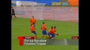 Сливен - Локомотив Мездра 2:0