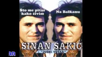 Sinan Sakic 13 Jujni Vetar Koncert