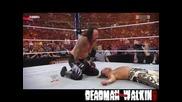 The Undertaker vs Shawn Michaels - Streak vs Career - Wrestlemania 26 - Part 3/3