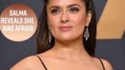 Salma Hayek opens up about Harvey Weinstein