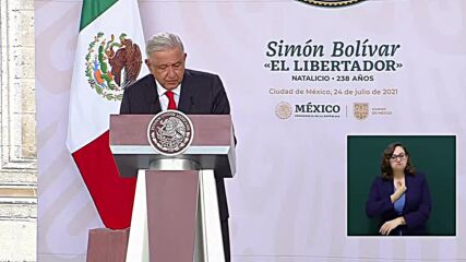 Mexico: Lopez Obrador calls to replace OAS for an organisation 'not lackey of anyone'